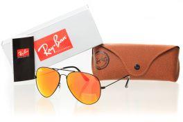 Солнцезащитные очки, Ray Ban Original 3026D-orange-bl