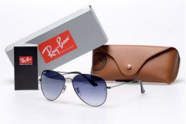 Солнцезащитные очки, Ray Ban Aviator 3025w0878
