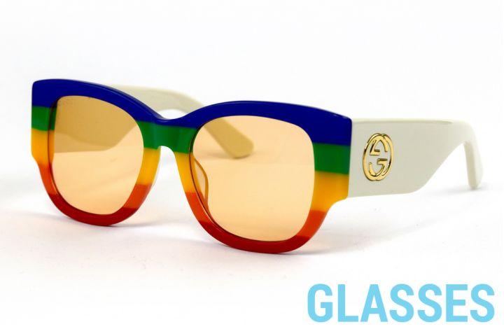 Женские очки Gucci 0276s-rainbow