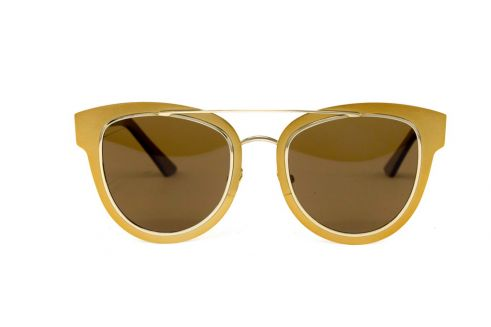 Женские очки Dior 655/3k-gold