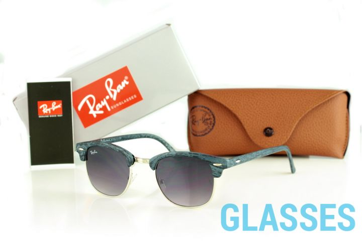 Ray Ban Clubmaster 3016c14